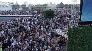 "Video Queen - Bohemian Rhapsody - 1000voices sing along at "" Summer by the River "" - London MP3, 3GP, MP4, WEBM, AVI, FLV Maret 2019"