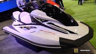 8. 2017 Yamaha VX Cruiser HO Jet Ski - Walkaround - 2017 Montreal Boat Show