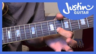 Blues Lick: Freddie King Style (Guitar Lesson BL-510)