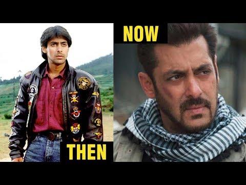 Salman Khan TRANSFORMATION From Maine Pyar Kiya To