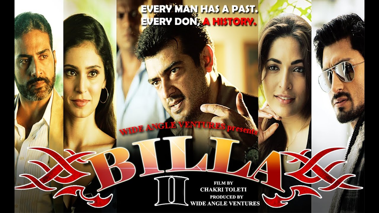 Billa II – Gangster Thriller Movie | New Hindi Movies 2014 Full Movie | Ajith | Popular Dubbed Movie