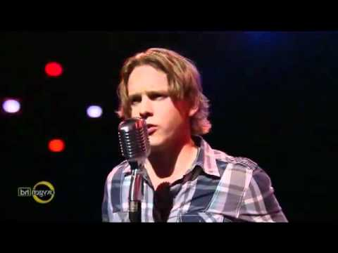 First Eliminated - The Glee Project 2 Episode 1 - Maxfield