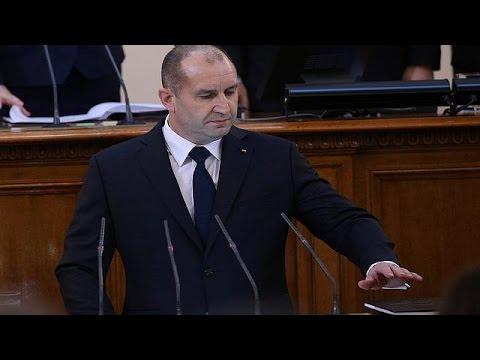 Βουλγαρία: Ορκίστηκε ο Πρόεδρος Ρούμεν Ράντεφ
