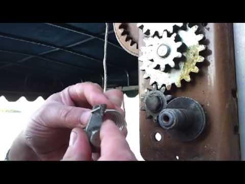 Repairing a Dutton Lainson B2500 Winch