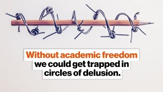 Steven Pinker: Academic freedom prevents us from getting trapped in circles of delusion by Big Think