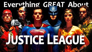 Video Everything GREAT About Justice League! MP3, 3GP, MP4, WEBM, AVI, FLV Oktober 2018