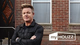 Video My Houzz: Gordon Ramsay's Surprise Renovation MP3, 3GP, MP4, WEBM, AVI, FLV Maret 2019