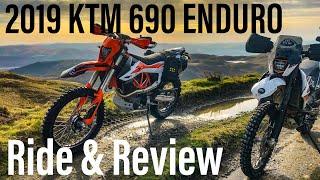 6. 2019 KTM 690 ENDURO R REVIEW