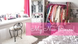 5 inexpensive ways to re-decorate your room! (Updated Room Tour) - Belinda Selene - YouTube