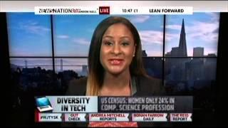 Angela Benton on MSNBC's NewsNation w/ Tamron Hall