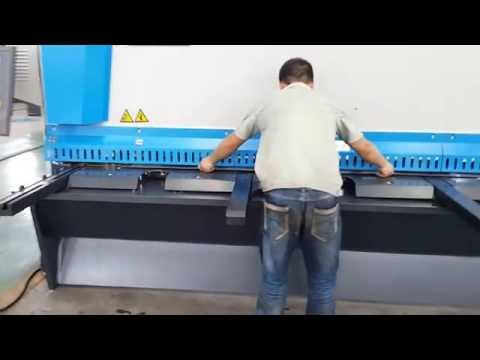 High Speed CNC Guillotines | Euro Accurl MS8