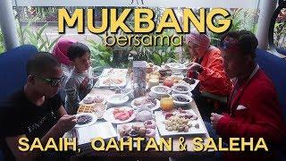 Video Mukbang Bersama Saaih, Qahtan & Saleha Halilintar MP3, 3GP, MP4, WEBM, AVI, FLV Oktober 2018