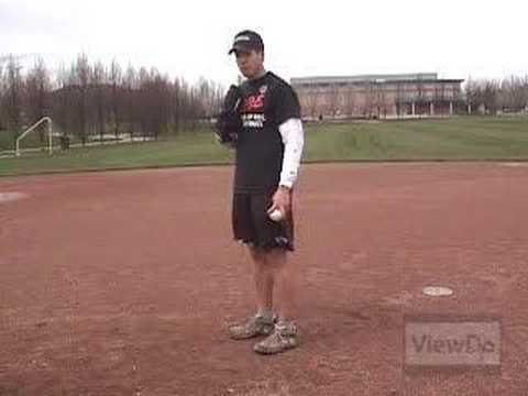 ViewDo: How To Throw a Splitfinger Fastball Video