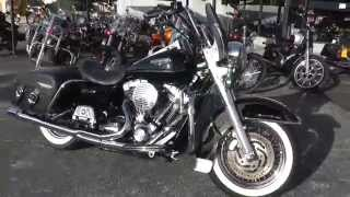 7. 680273 - 2005 Harley Davidson Road King Classic FLHRCI - Used Motorcycle For Sale