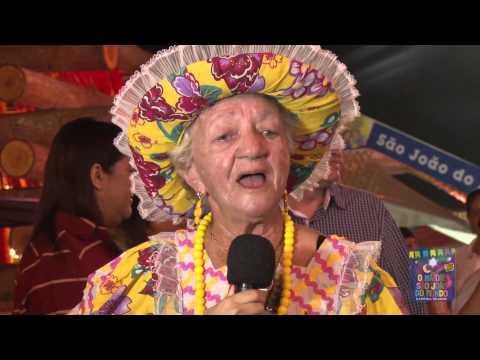 Dona Eunice, 75 anos, quinze filhos e uma disposição de dar inveja a qualquer forrozeiro!