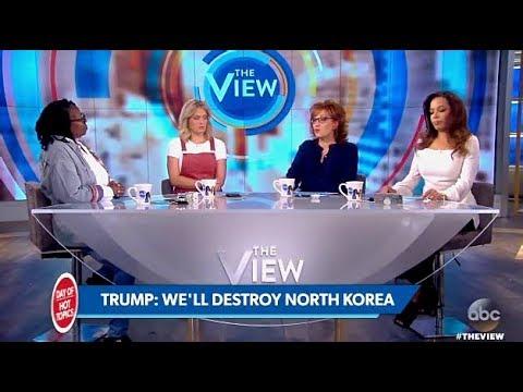 TRUMP: Panel Talks His U.N. Quote