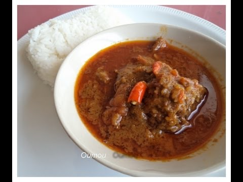 Palm nut soup- African Food Recipes