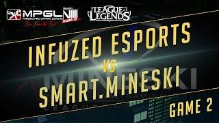 Infuzed vs Mineski, game 2