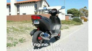 2. 2005 KYMCO Super 9 - Specs & Specification