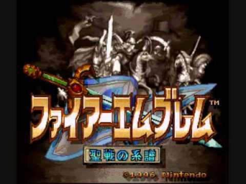 Fire Emblem Seisen no Keifu OST: 113- Wind Warrior Holsety