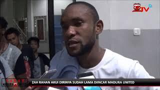 Video Zah Rahan Akui Dirinya Sudah Lama Diincar Madura United MP3, 3GP, MP4, WEBM, AVI, FLV Maret 2018