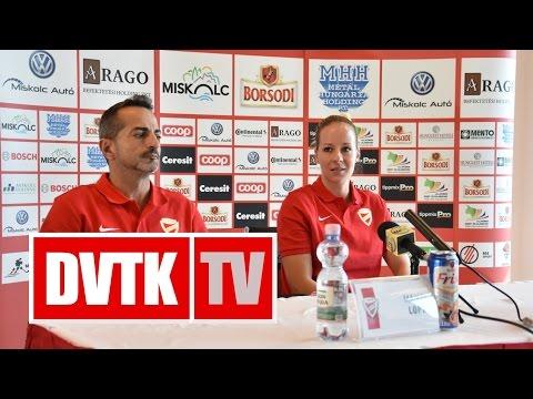 Kezdődik a bajnokság | 2016. szeptember 29. | DVTK TV