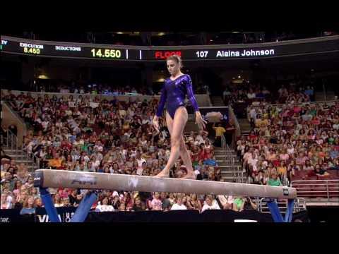 Pro Gymnastics Challenge Makeup Tutorial