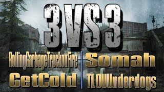 What's going on everybody and welcome to the final set of games for Round 1 of the 3v3 Tournament. In this video we have...
