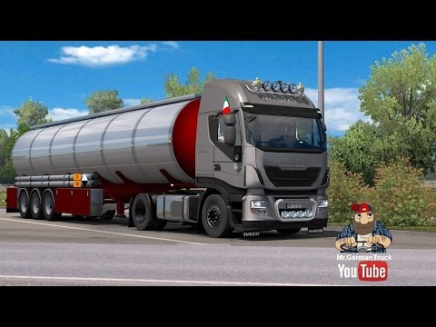 Iveco Hi-Way Reworked v1.2 1.26