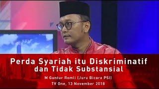 Video Mengapa PSI Tidak Mendukung Perda Agama ? MP3, 3GP, MP4, WEBM, AVI, FLV November 2018
