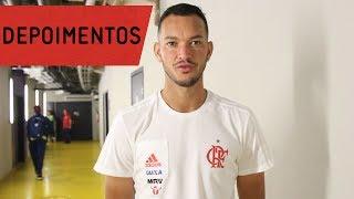 Os depoimentos de Everton e Réver após o empate contra o Cruzeiro pelo Brasileirão 2017---------------Seja sócio-torcedor do Flamengo: http://bit.ly/1QtIgYl---------------Inscreva-se no canal oficial do Flamengo. Vídeos todos os dias.--- Subscribe at Flamengo channel, a 40-million-fans nation. Join us!