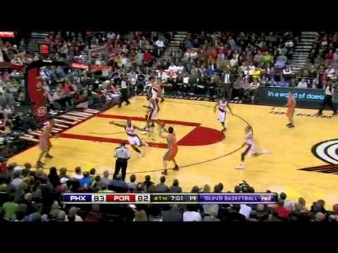 Phoenix Suns 99 – Portland Trail Blazers 106