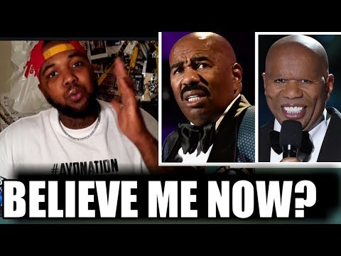 Steve Harvey LOSES Family Fued after SEXUAL HARASSMENT ACCUSATIONS!!!?|**#MENTOO**