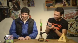 Quick Hit: Seattle's Private Reserve Thin Mint Girl Scout Cookies by Take a Break with Aaron & Mo