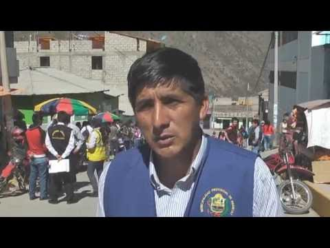 MUNICIPALIDAD DE ABANCAY REALIZÓ OPERATIVO DE MOTOS LINEALES