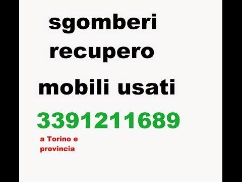 Domenico traslochi torino tel 3391211689 ritiro mobili for Mobili a torino