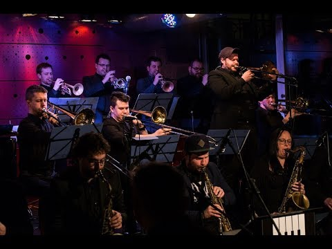 Jazz Dock Orchestra plays JJ & Ellington