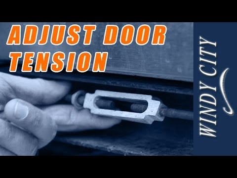 How to adjust door tension on Imperial conveyor oven Windy City Restaurant Repair & Maintenance Tips