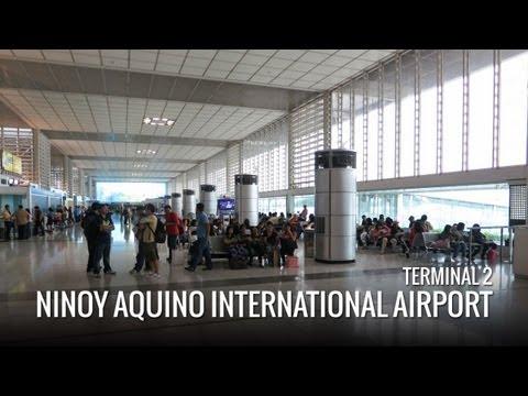 Ninoy Aquino International Airport Terminal 2 – International Wing (Revisited)