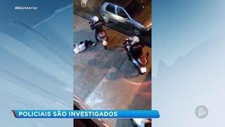 Vídeo flagra conduta de policiais militares em Sorocaba
