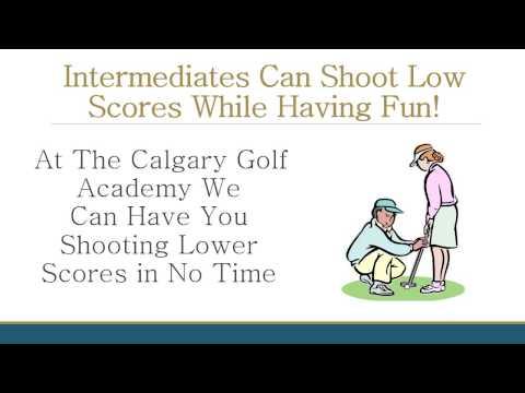 Intermediate Golfing Lessons  – Riverside Golf Academy