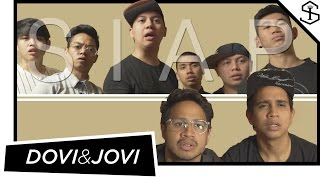 Video DOVI & JOVI - SIAP | REZAOKTOVIAN | TIM2ONE - CHANDRALIOW & TOMMY LIMMM MP3, 3GP, MP4, WEBM, AVI, FLV Juni 2019