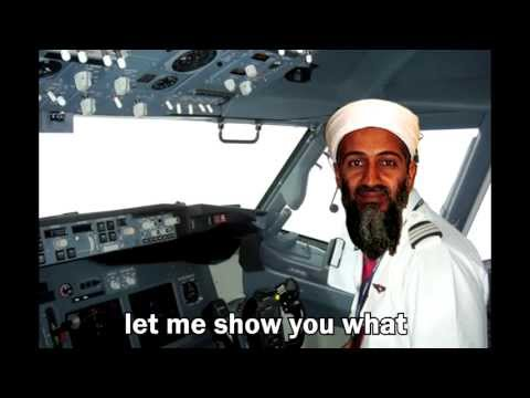 osama - This one is pretty funny. It's a parody of that I'm Obama parody, but it's about Osama Bin Laden. Both of them are hilarious. This is Rucka Rucka Ali's new s...