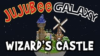 WIZARD'S CASTLE ★ Minecraft Jujubee Galaxy