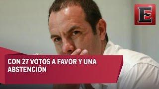 Aprueban juicio politico contra Cuauhtémoc Blanco