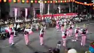 Tokushima Japan  city photo : Japanese Dance - Awa Odori Dance - Tokushima - Japan
