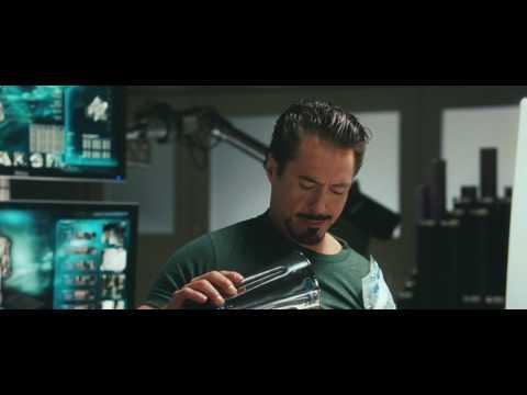 Preview Trailer Iron Man, trailer originale