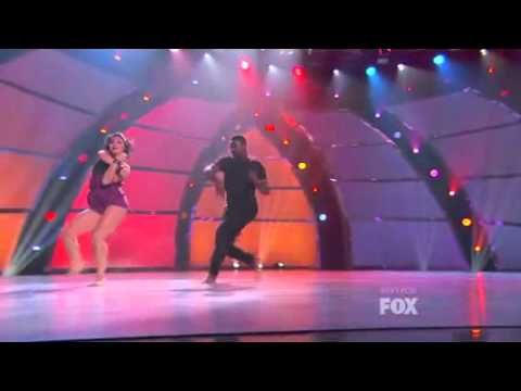 Jordan Casanova Top 8 Performances So You Think You Can Dance Season 8 July 27, 2011