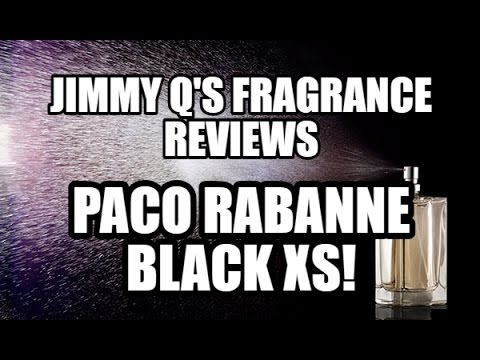 Paco Rabanne Black XS For Men Fragrance Review!
