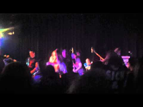 Inhumate - Willing - Live - Strasbourg - 08/02/14 - clip 4